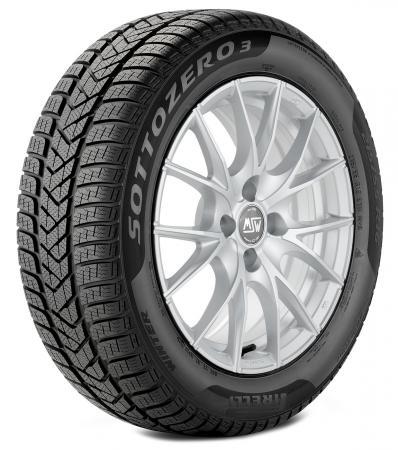 Шина Pirelli Winter SottoZero Serie III 245/45 R17 99V шины pirelli winter snowcontrol serie iii 165 70 r14 81t