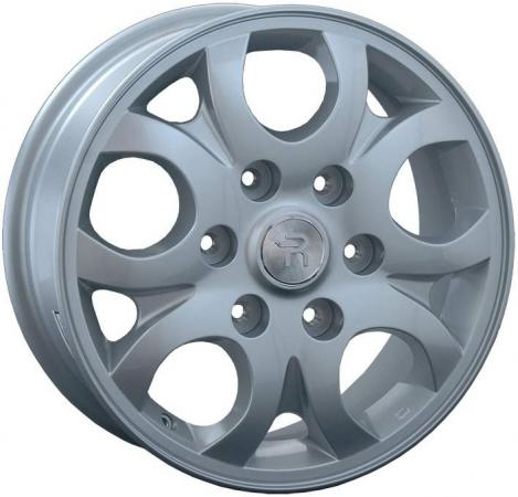 Диск Replay HND55 6.5x16 6x139 ET56.0 Sil pdw wheels 6032 hazard 8x17 6x139 7 d106 2 et 30 алмаз черный матовый