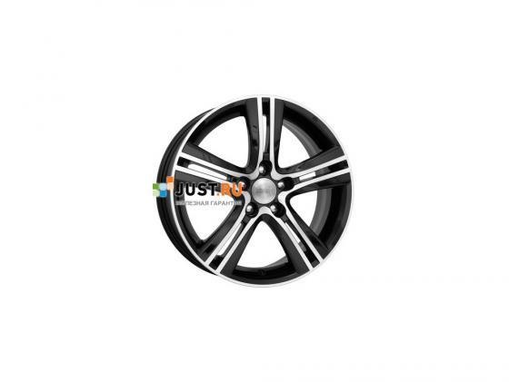 Диск K&K Борелли 6.5x16 5x114 ET45.0 Алмаз черный колесные диски кик kc704 6 5x16 5x114 3 d67 1 et50 алмаз черный