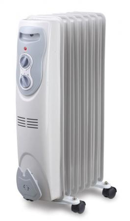 Масляный радиатор Sinbo SFH 3321 1500 Вт белый обогреватель sinbo sfh 3366 белый