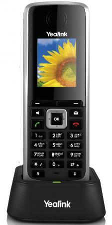 Дополнительная трубка IP/Dect Yealink W52H для W52P телефон dect yealink w52h dect дополнительная sip трубка