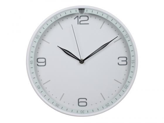 Часы Бюрократ WallC-R06P/white настенные аналоговые белый 812701 часы nixon porter nylon gold white red