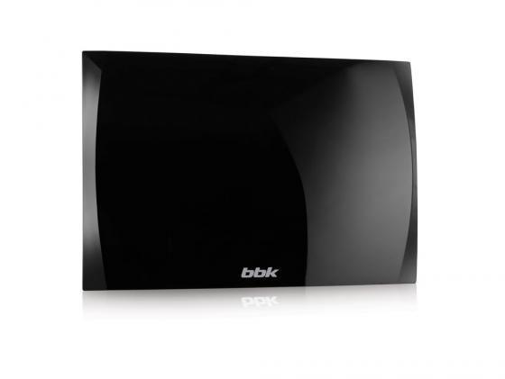 Антенна BBK DA14 Комнатная цифровая DVB-T2 ritmix rta 170 dvb t2 ultra slim комнатная цифровая антенна