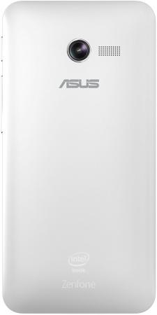 Задняя крышка Asus для ZenFone A400 PF-01 ZEN CASE белый 90XB00RA-BSL150 чехол для смартфона asus для zenfone 2 u 01 zen pouch 5 7 желтый 90xb03ja bsl010 90xb03ja bsl010