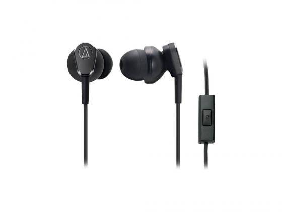Наушники Audio-Technica ATH-ANC33iS черный наушники audio technica ath pro5mk3 black