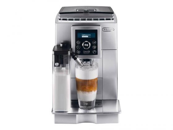 Кофемашина DeLonghi ECAM23.460 B 1450 Вт черный кофемашина капсульная delonghi nespresso en 560 w