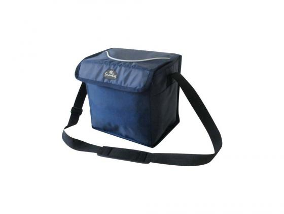 цена на Автомобильный холодильник Camping World Snowbag 20л синий 38180