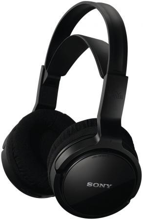 Наушники Sony MDR-RF811RK черный цена и фото