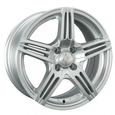 Диск LS Wheels 189 6.5x15 4x100 ET40 Sil nz wheels sh607 5 5x14 4x100 d73 1 et39 sf