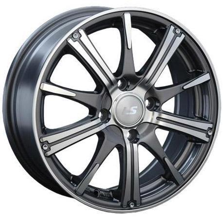 Диск LS Wheels 209 6x15 4x98 ET32 GMF литой диск replica bm90 7 5x17 5x120 d72 6 et32 gmfp