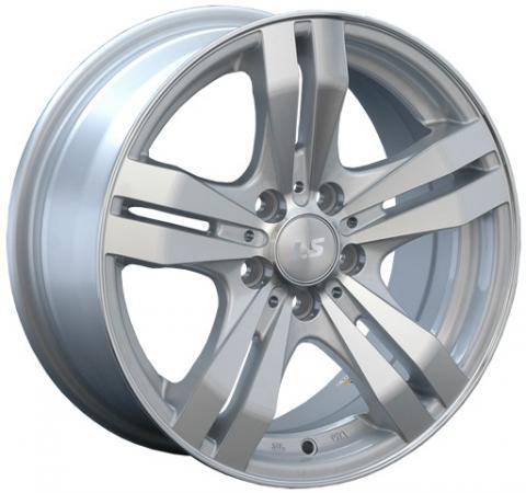Диск LS Wheels 142 6.5x15 4x100 ET40 SF диск ls wheels ls231 6xr14 4x98 мм et35 sf