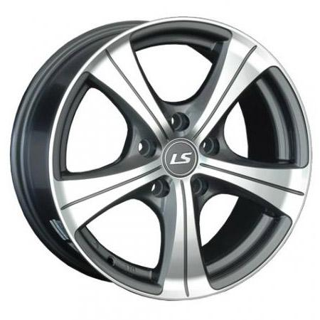Диск LS Wheels 202 6.5x15 4x100 ET43 GMF nz wheels sh607 5 5x14 4x100 d73 1 et39 sf