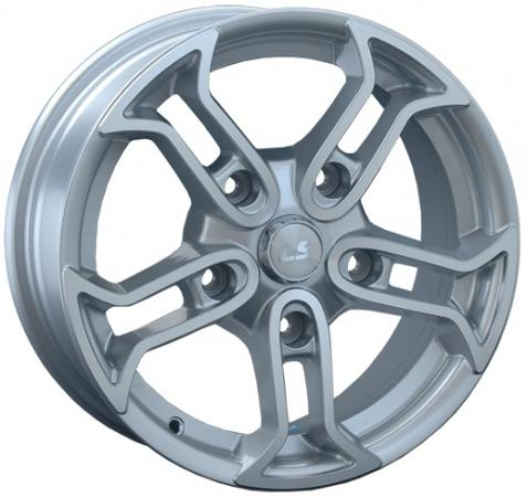цена Диск LS Wheels 217 6.5x15 5x139.7 ET40 SF онлайн в 2017 году