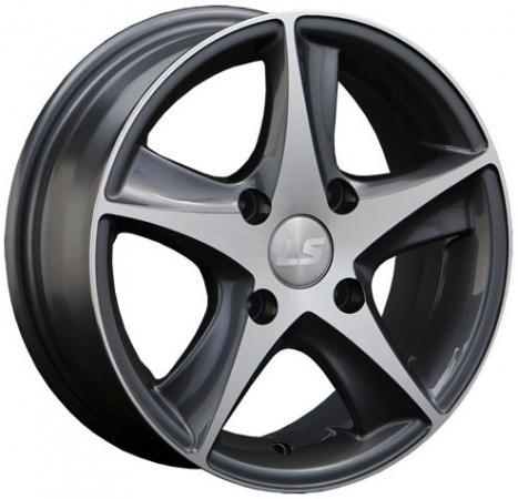 Диск LS Wheels 108 6x14 4x108 ET25 GMF диск ls wheels 393 6x14 4x98 et35 sf