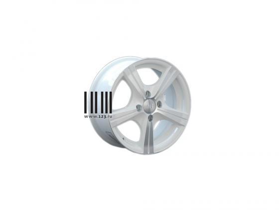 Диск LS Wheels NG146 6x14 4x98 ET35 WF литой диск megami mgm 3 6x14 4x98 d58 6 et35 s