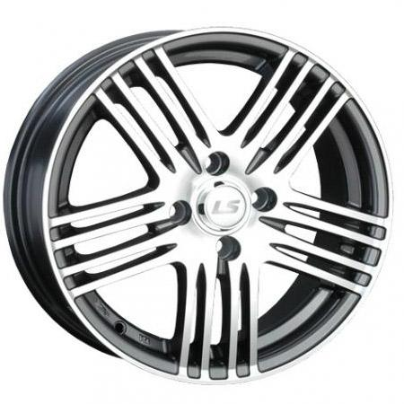 Диск LS Wheels NG278 6x15 4x100 ET45 GMF nz wheels sh607 5 5x14 4x100 d73 1 et39 sf