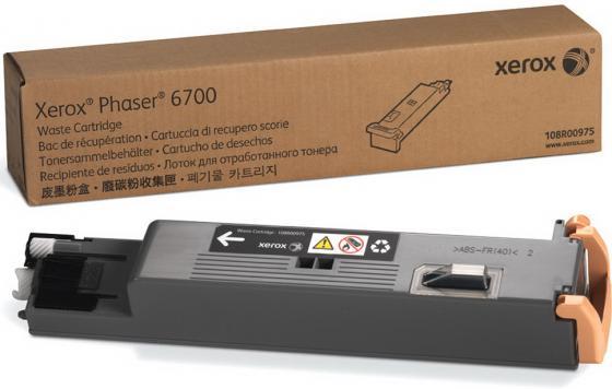 Контейнер для отработанного тонера Xerox 108R00975 для PH 6700 контейнер для отработанного тонера brother wt100cl