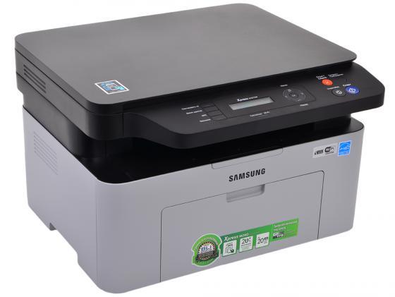 МФУ Samsung SL-M2070W ч/б A4 20ppm 1200x1200dpi Wi-Fi USB видеоняня samsung wi fi sep 5001rdp