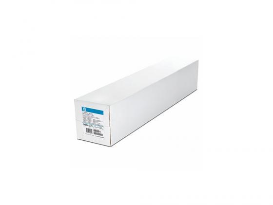 Бумага HP 60 1524мм х 61м 136г/м2 рулон атласная для струйной печати CH002A