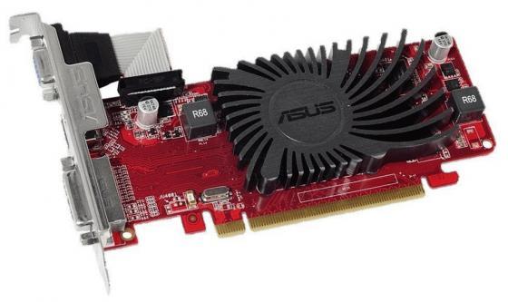 Видеокарта ASUS AMD Radeon R5 230 R5230-SL-2GD3-L PCI-E 2048Mb 64 Bit Retail цена