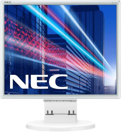 Монитор 17 NEC E171M серебристый TN 1280x1024 250 cd/m^2 5 ms VGA DVI монитор 21 5 nec ea224wmi