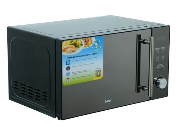 Микроволновая печь BBK 20MWG-732T/B-M 20л 700Вт черный