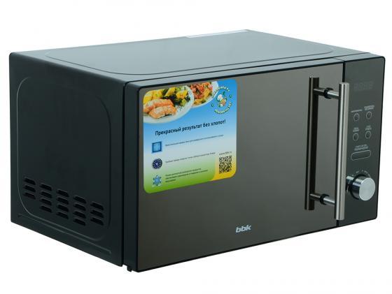 Микроволновая печь BBK 20MWS-722T/B-M 700 Вт чёрный 20MWS-722T/B-M