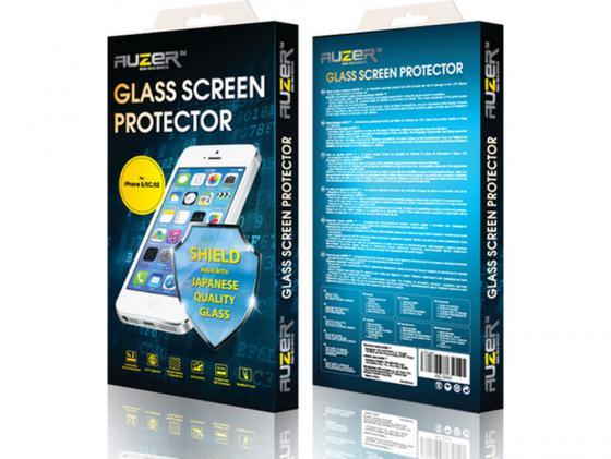 Защитное стекло Auzer AG-SAI 5 для iPhone 5 iPhone 5S iPhone 5C от Just.ru