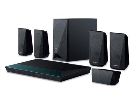 Домашний кинотеатр Sony BDV-E3100 1000Вт черный домашний кинотеатр 5 1 sony bdv e4100 black