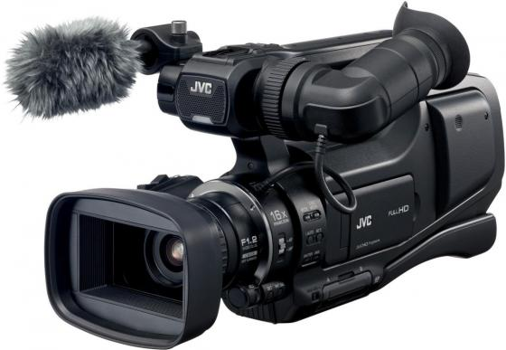 цена на Цифровая видеокамера JVC GY-HM70E черный