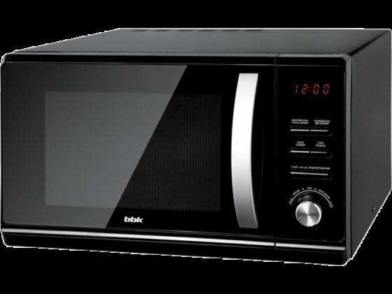 Микроволновая печь BBK 23MWG-851T/B — чёрный микроволновая печь supra mwg 2232tb