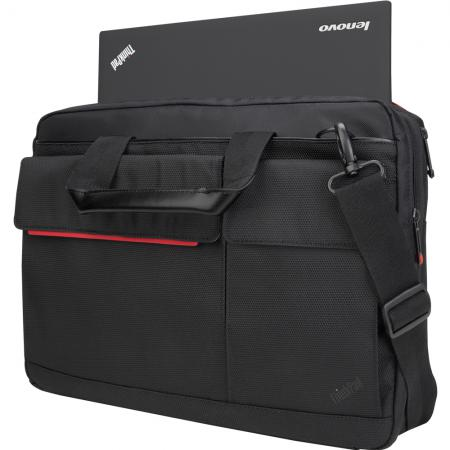 "Сумка для ноутбука 15.6"" Lenovo Professional Top load нейлон черный 4X40E77323 сумка для ноутбука lenovo thinkpad professional 15 6"