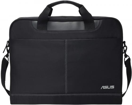 Сумка для ноутбука 16 ASUS Nereus Carry Bag 16 полиэстер черный 90-XB4000BA00010-