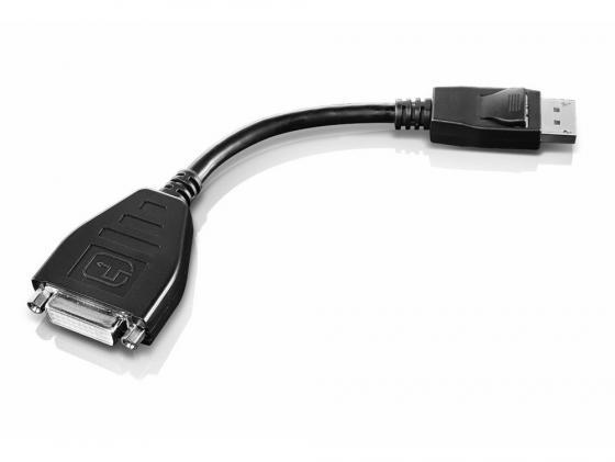 Фото - Кабель DisplayPort - DVI Lenovo 45J7915 аксессуар atcom dvi displayport 1 8m at9503