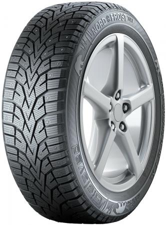 Шина Gislaved Nord*Frost 100 235/45 R17 97T шина зимняя gislaved nord frost 200 225 40r18 92т