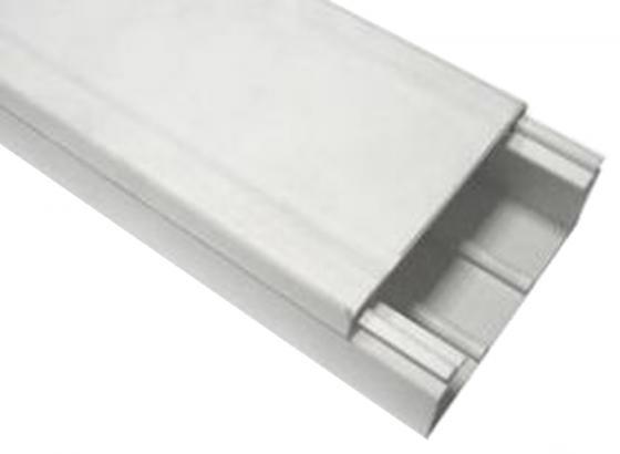 лучшая цена Короб DKC с крышкой TA-GN 80x40x2000 с направляющими белый 01781