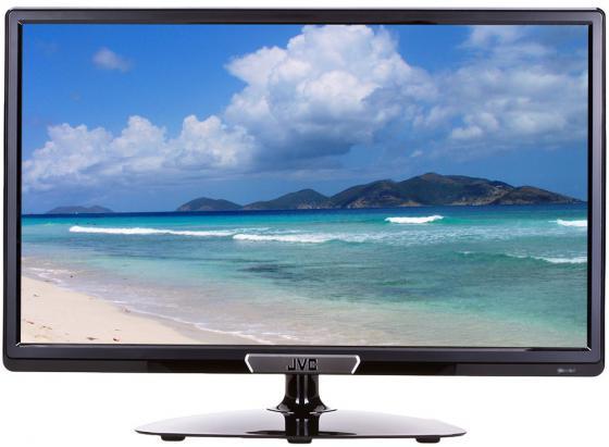 """Телевизор ЖК 22"""" JVC LT-22M445 16:9 1920х1080 2xHDMI USB VGA DVB-T/C черный"""
