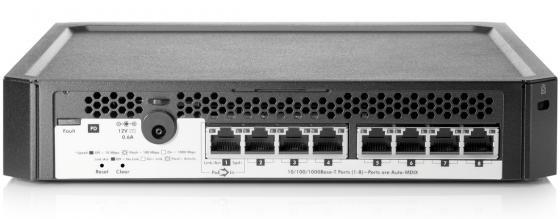 Коммутатор HP PS1810-8G управляемый 8 портов 10/100/1000BASE-T J9833A коммутатор hp ps1810 8g управляемый 8 портов 10 100 1000base t j9833a