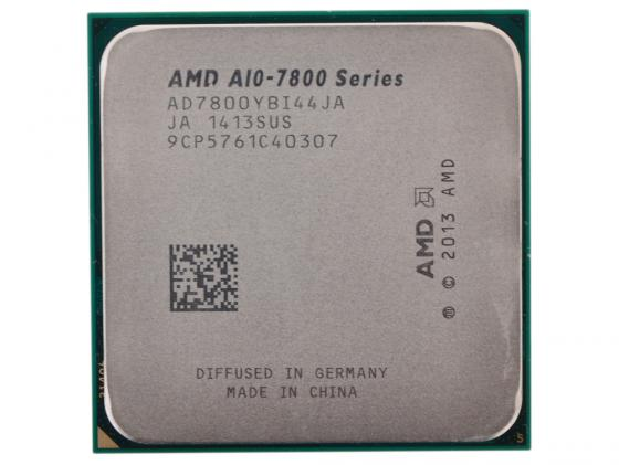 Процессор AMD A10 X4 7800 3.5GHz 4Mb AD7800YBI44JA Socket FM2 OEM процессор amd x4 fx 4350 socket am3