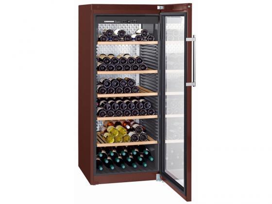 Винный шкаф Liebherr WKt 4552-20 001 коричневый