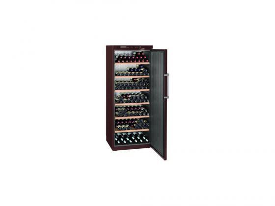 Винный шкаф Liebherr WKt 6451-20 001 коричневый