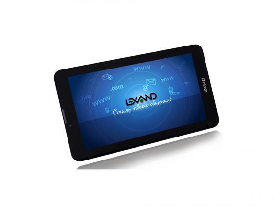Навигатор LEXAND SC-7 Pro HD 7 1024x600 8Gb microSD Bluetooth FM-трансмиттер черный Navitel gps навигатор lexand sa5 hd 5 авто 4гб navitel 8 7 с расширенным пакетом картографии черный