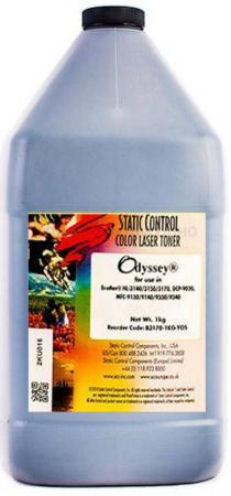 Фото - Тонер Static Control OKIUNIV2-1KG-K для Oki C610/C810/C830 черный 1000гр тонер static control okiuniv2 1kg ma для oki c610 c810 c830 пурпурный 1000гр