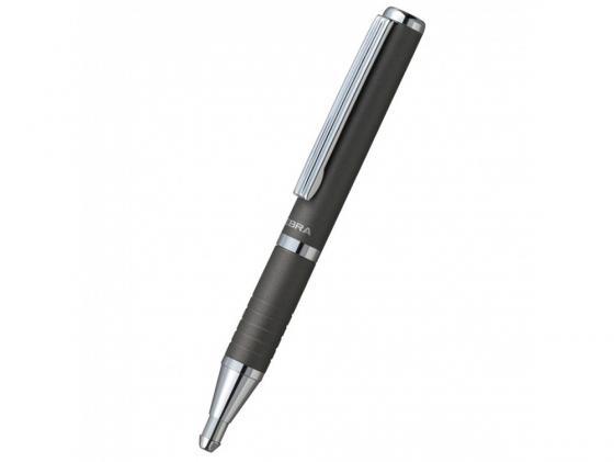 все цены на Шариковая ручка Zebra SLIDE чернила синие корпус серый BP115-GR 82409 онлайн