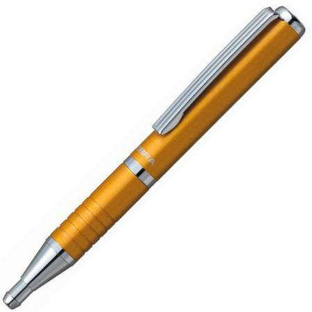 Шариковая ручка автоматическая Zebra SLIDE синий 0.7 мм BP115-OR