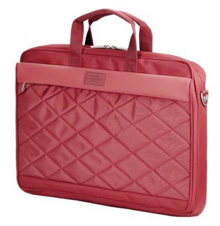 Сумка для ноутбука 15 Sumdex PON-327RD полиэстер нейлон красный рюкзак sumdex 15 6 pon 391gy grey