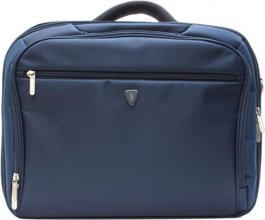 """Сумка для ноутбука 15"""" Sumdex PON-351BU синий сумка для ноутбука 15 sumdex pon 321nv синий"""