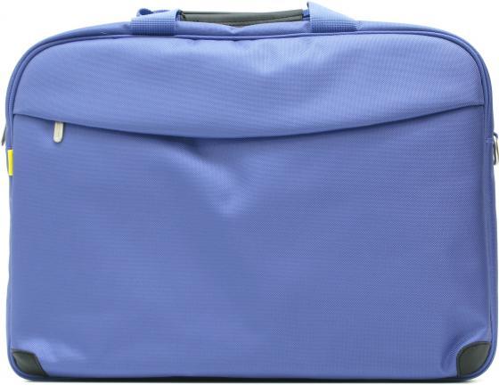 """все цены на Сумка для ноутбука 15"""" Sumdex Impulse Fashion Place Portfolio Brief PON-452SB синий онлайн"""