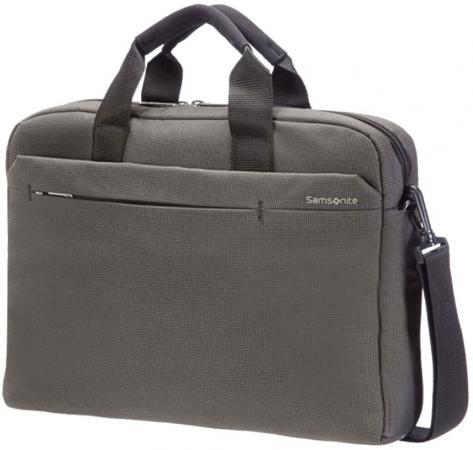 Сумка для ноутбука 10,2 Samsonite 41U*001*08 полиэстер серый samsonite 41u 002 08