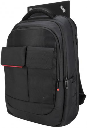 Рюкзак для ноутбука 15.6 Lenovo ThinkPad Professional нейлон черный 4X40E77324 сумка для ноутбука 15 6 lenovo thinkpad professional topload черный красный
